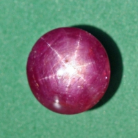 Indian  Star Ruby