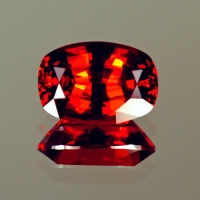 Red Sessartite Garnet